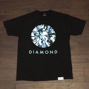Diamond tee shirt